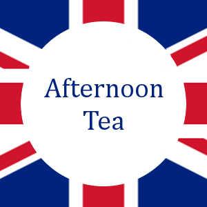 Afternoon Tea, Englische Teestunde, Englischer Nachmittagstee