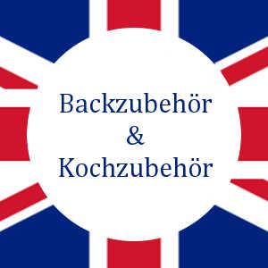 Britische Backzubehör, Britisches Kochzubehör