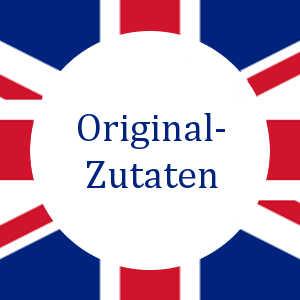 Britische Originalzutaten im British-Shop von hamleyhall
