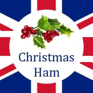 Weihnachtsschinken, Christmas Ham