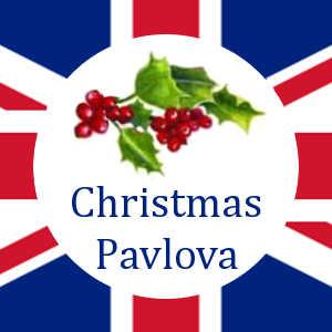 Christmas Pavlova
