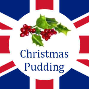 Englischer Weihnachtspudding, Christmas Pudding