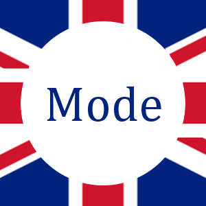Englische Mode