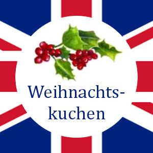 Englische Weihnachtskuchen