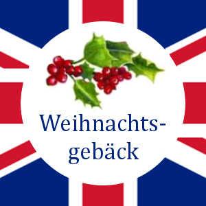Englisches Weihnachtsgebäck