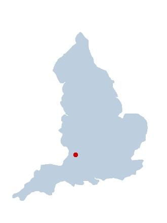 Malvern Hills in Gloucestershire