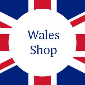 Wales-Shop: Lebensmittel, Getränke, Süßigkeiten, Mode uvm.