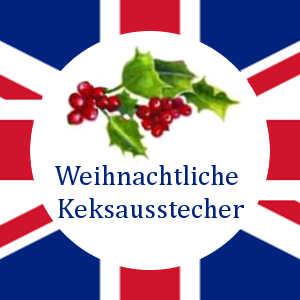 Weihnachtliche Keksausstecher