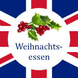 Englisches Weihnachtsessen