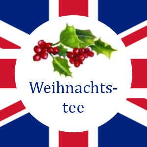 Englischer Weihnachtstee